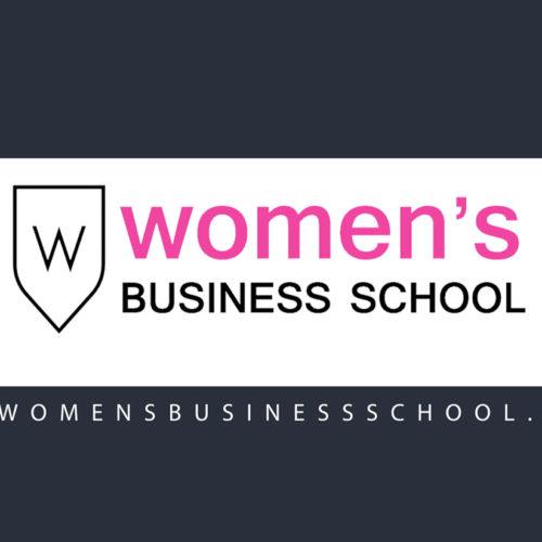 Womens Business School logo